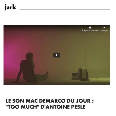 JACK X ANTOINE PESLE