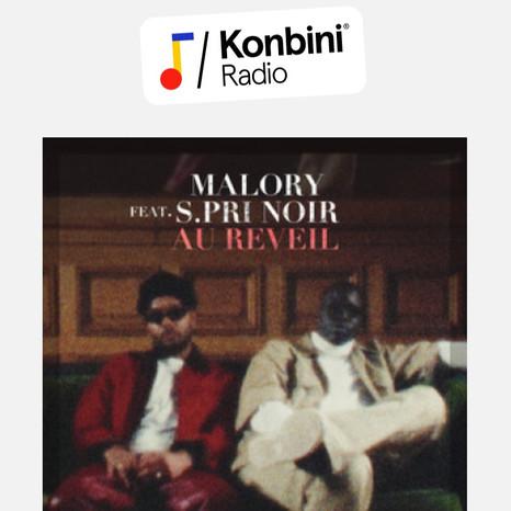 KONBINI X MALORY