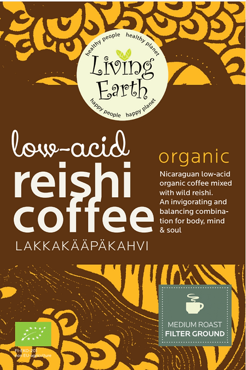 Living Earth Reishi Coffee - 250 g