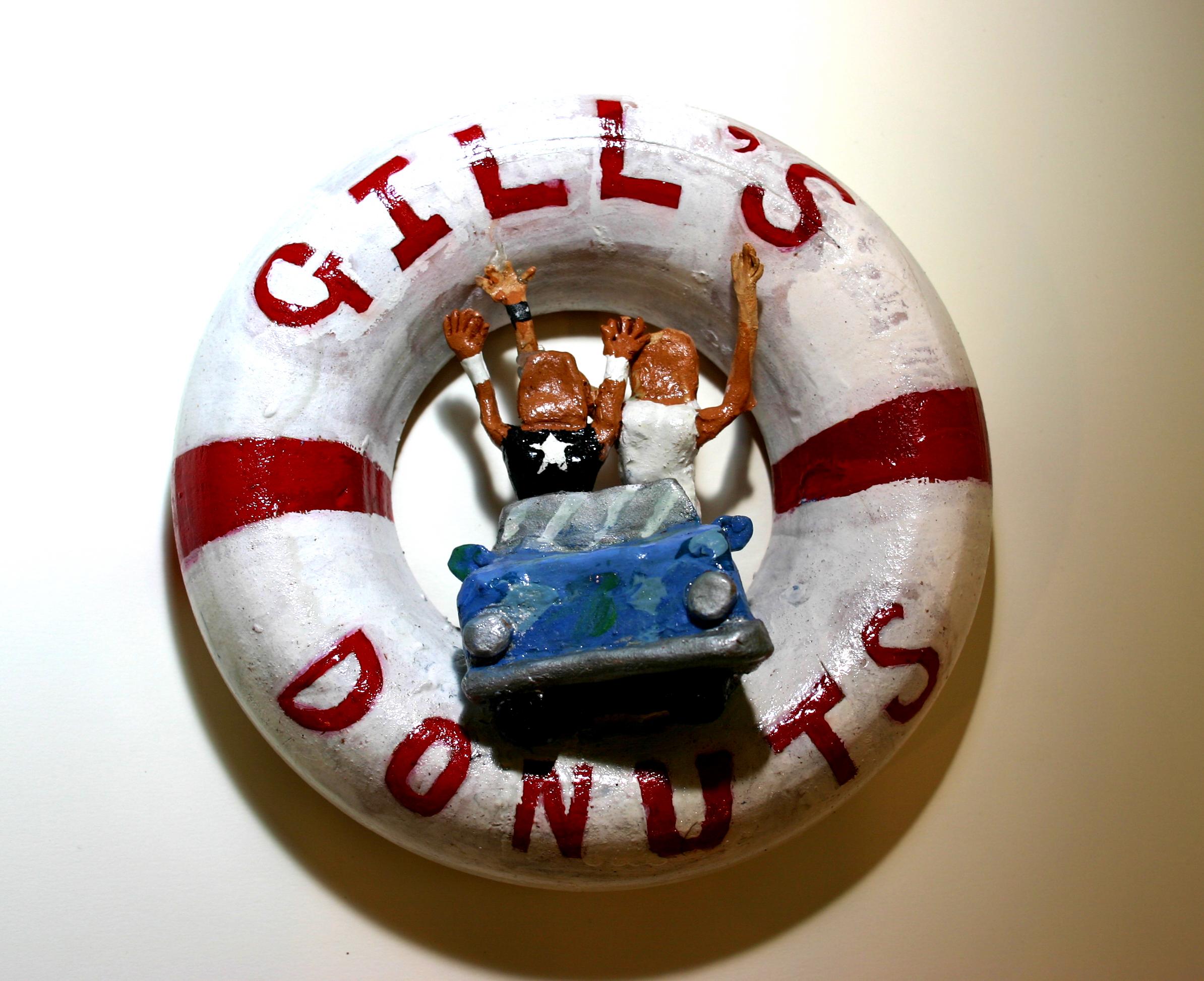 jills donut
