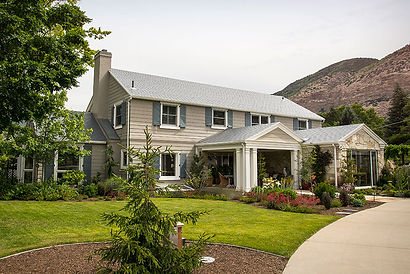 PermaLock Aluminum Shingles Dawn Gray