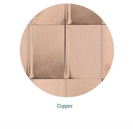 Copper Shingle