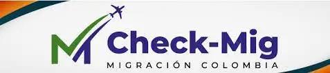 Aplicación Check-Mig de Migración Colombia