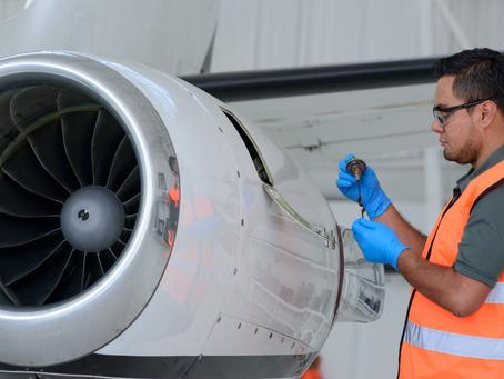 ¿Por qué nuestro servicio de MRO es la mejor opción para su aeronave?