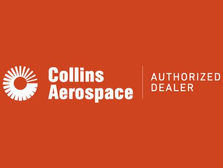 Como Dealer autorizado de Collins Aerospace, ofrecemos soporte técnico y comercial a sus aeronaves