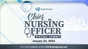 Chief Nursing Officer Summit 2021