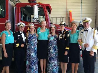 2017 Aquatennial Ambassador Crew