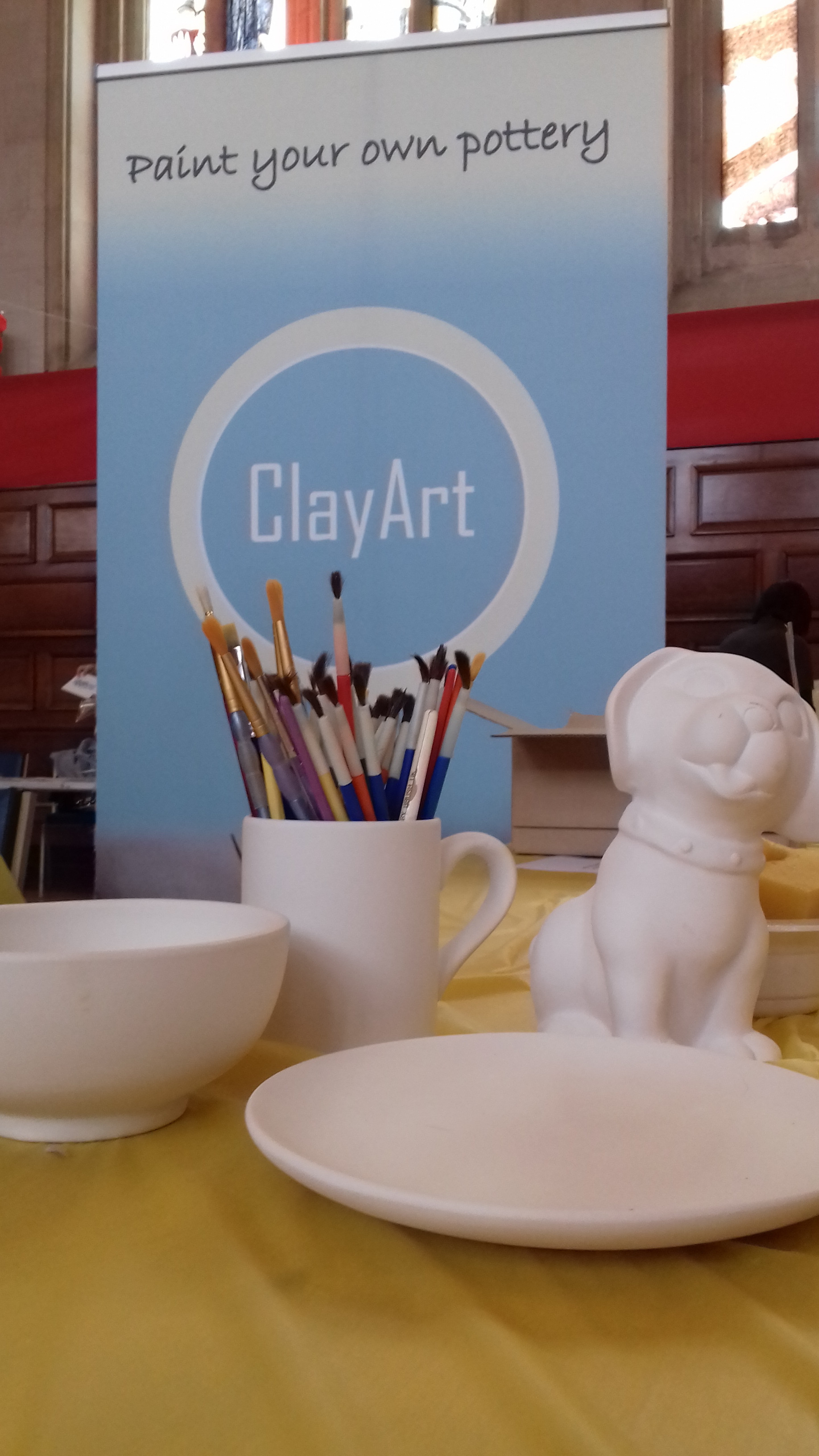 Clayart Out and About