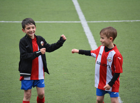 What I love about Kids football