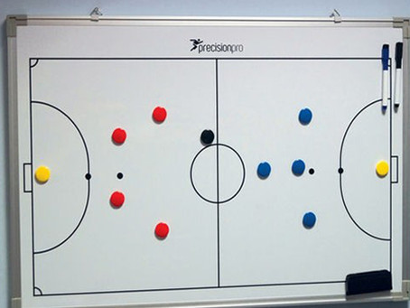 Tactics for 5 a side football