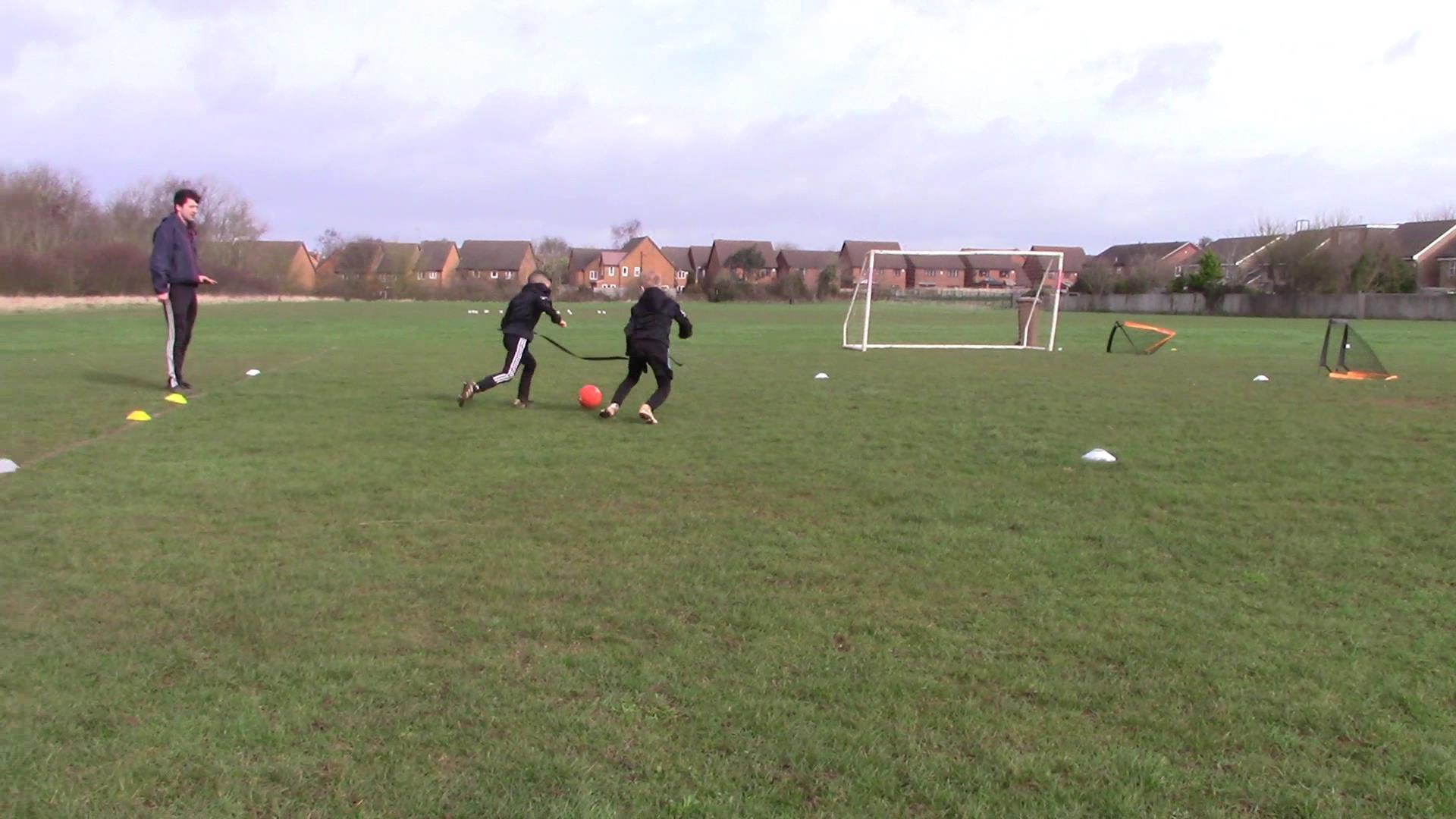 1 on 1 football coaching