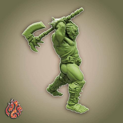 Savege Orc berserker 3
