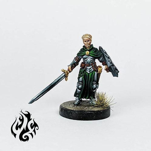 Breanna, Inquisitor