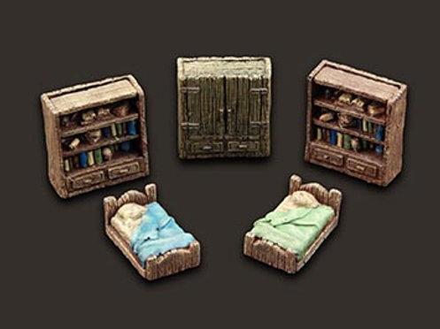 Dungeon Accessories: Furniture