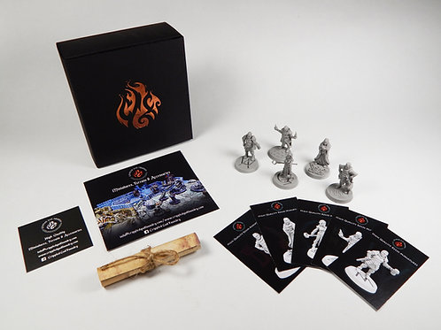 Tabletop Crafters Guild - Miniatures Set