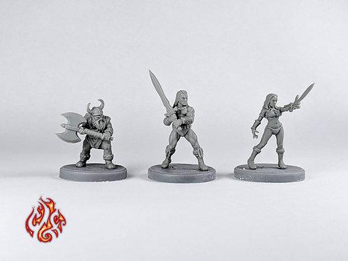 Heroes of Golden Sword
