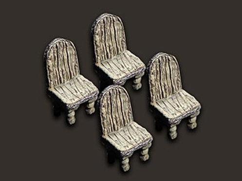 Chairs x4