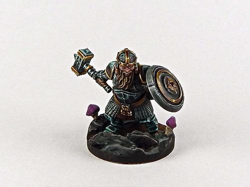 Kheldon, Dwarf Cleric