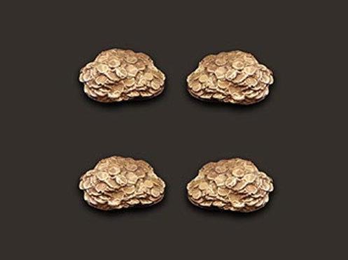 Gold Piles x4