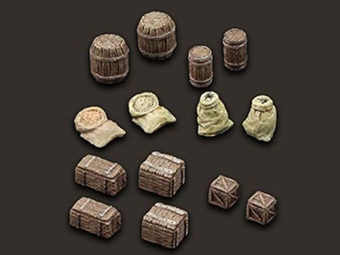 Dungeon Accessories: Storage