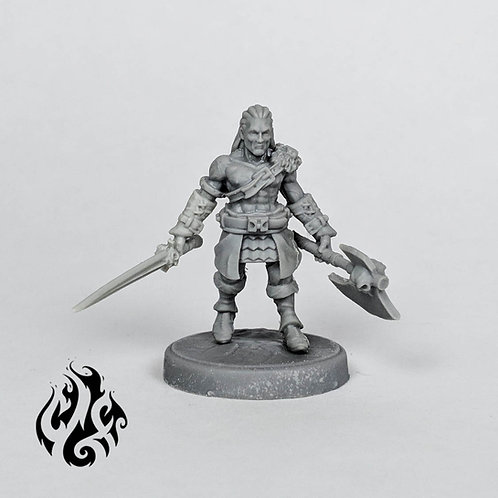 Ragnar, Barbarian