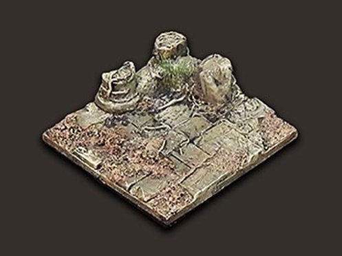 Ancient Ruins: Corner