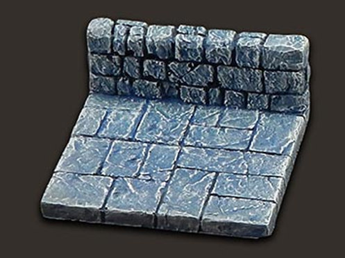 Dungeon Tiles: Single Wall