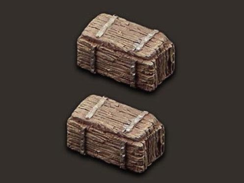Medium Crates x2
