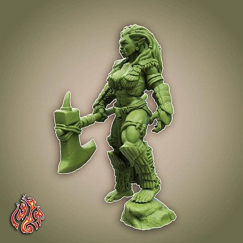 Chieftain Ragna Dragonbane