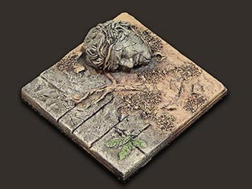 Ancient Ruins: Head Statue