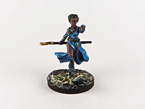 Zhandra, the Wizard