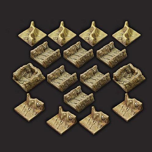 Cavern Tiles: Passages