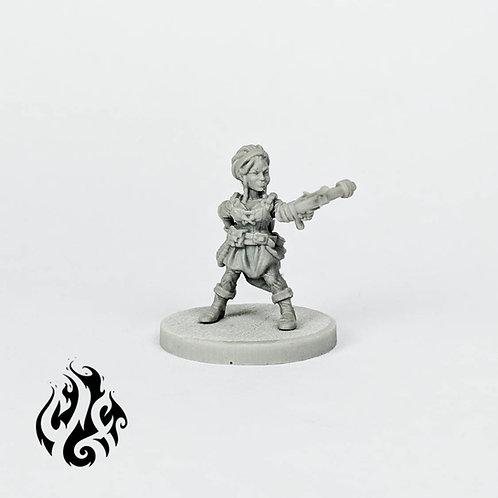 Reina, Halfling Rogue