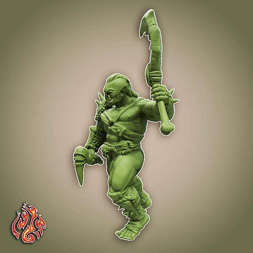 Savage Orc Berserker 1