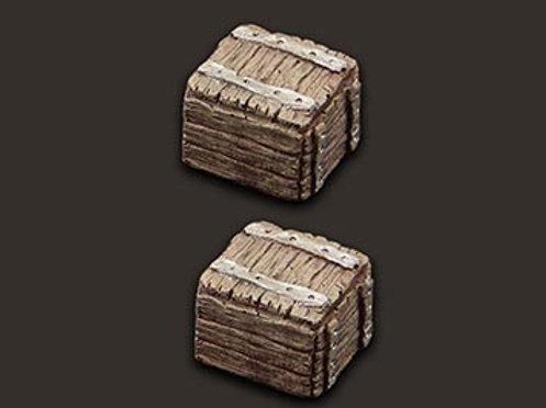 Large Crates x2