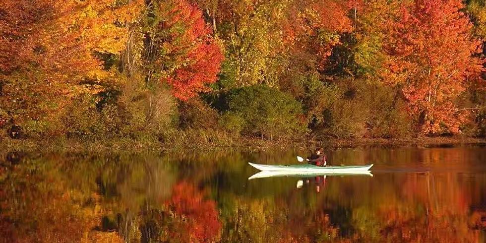 NASU Kayaking Series-October