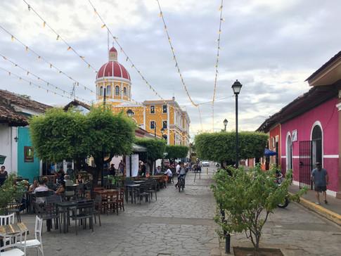 Les rues de Granada
