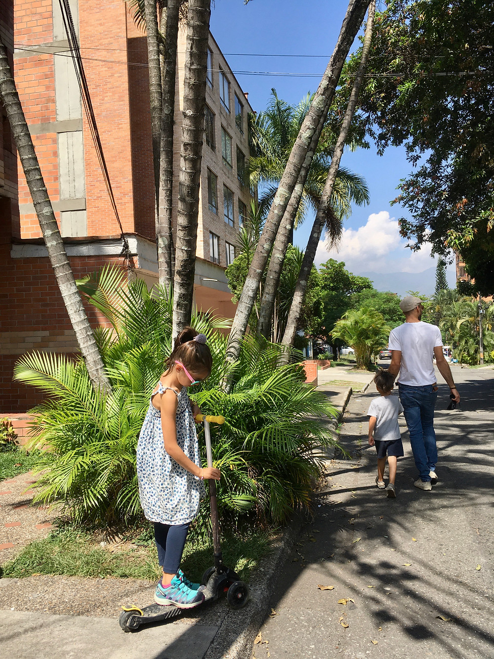 En balade à Medellin