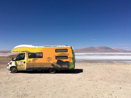 Direction l'Argentine après San Pedro de Atacama