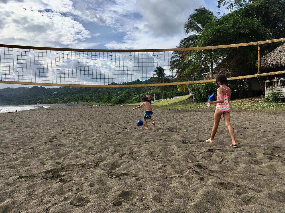 Le sport en famille!