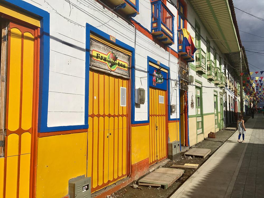 Les rues de Salento