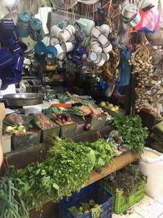 Le marché de San José