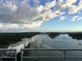 Le canal de Panama