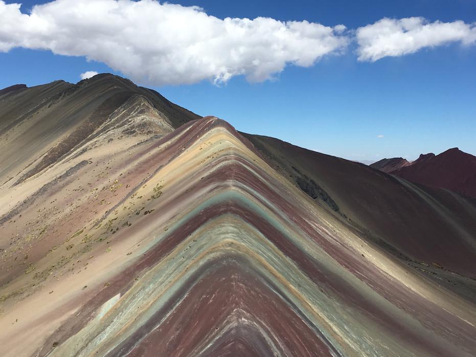 La montana de los siete colores