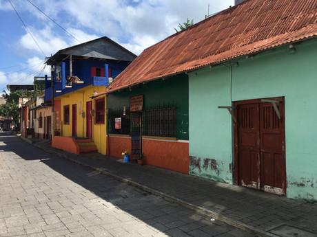 Dans les rues de Flores