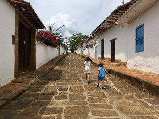 Colombia y colores!