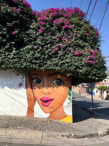 Peinture murale, Esteli