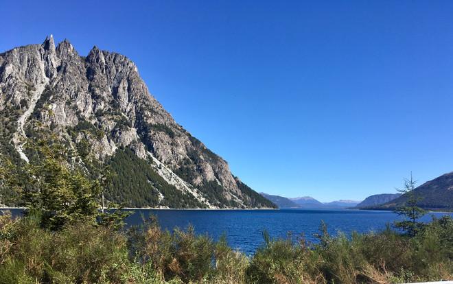Sur le chemin de los 7 lagos
