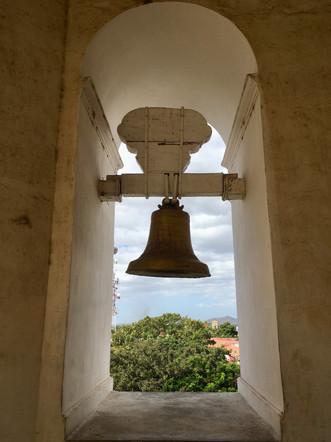 Vue depuis la cathédrale de Leon