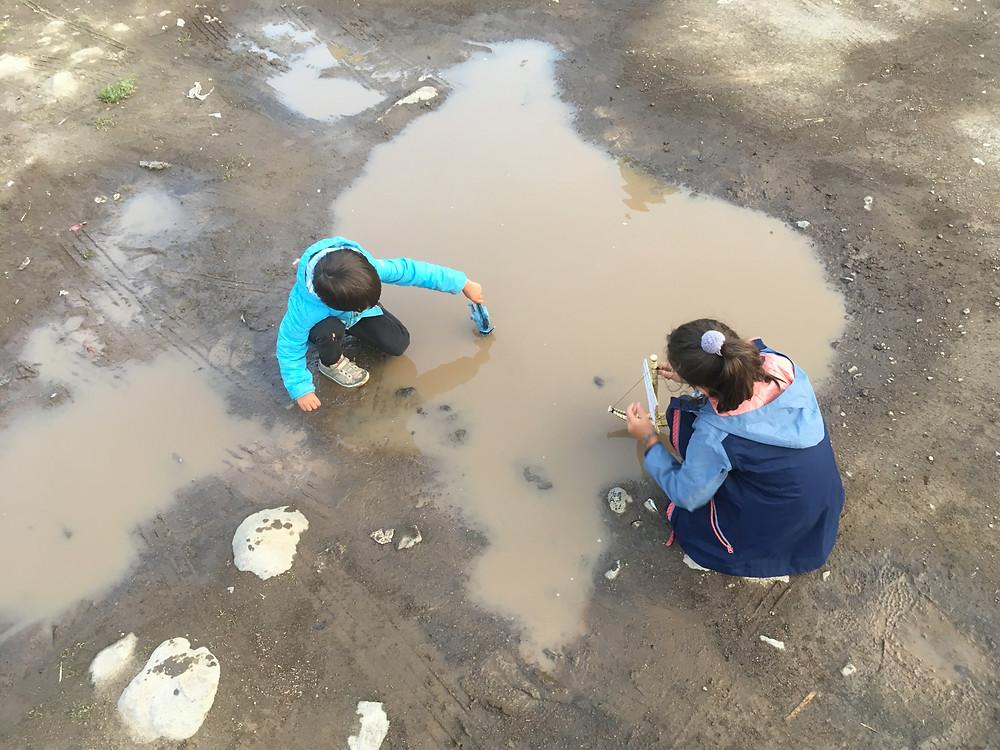 Octobre : la saison des pluies en Colombie!